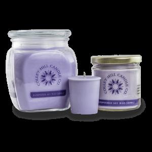 Lavender & Fresh Herbs