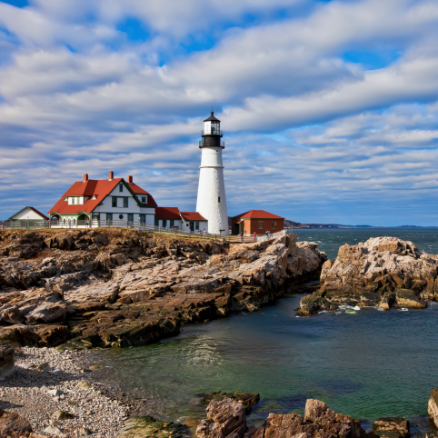 Capture the Essence of Maine